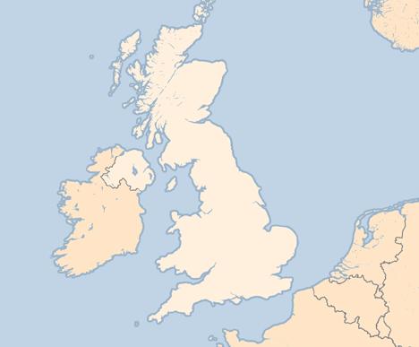 kart england England   reiser til England. Fly, hotell og charter | restplass.no kart england