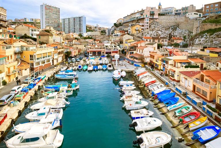 Marseille kriminalitet