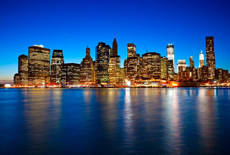 Hotell I New York Manhattan